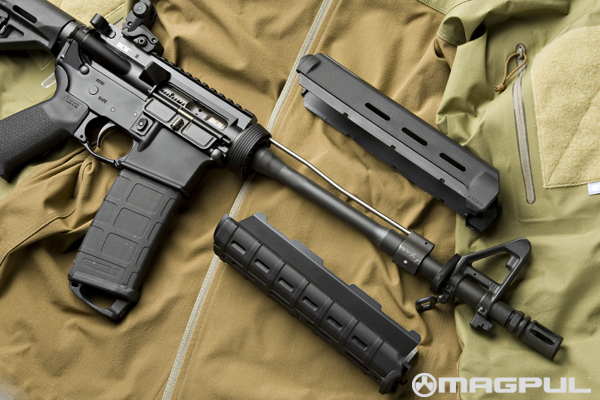 Forearms Handguards And Rails